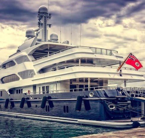 dù thuyền