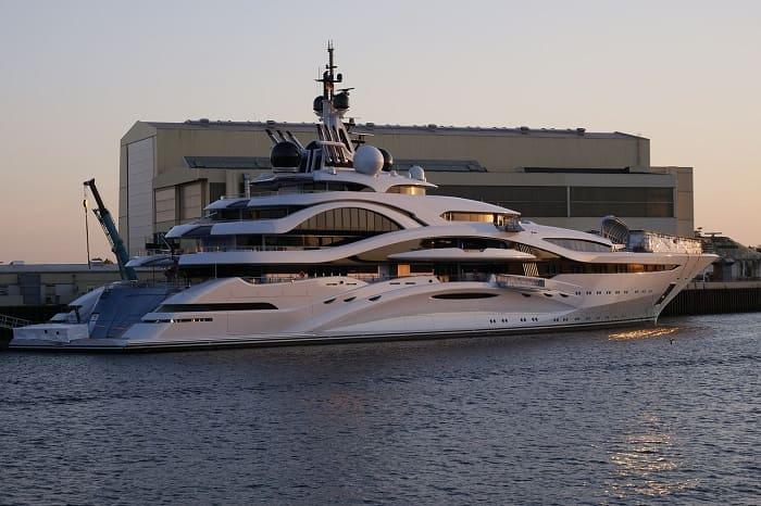 Du Thuyền Là Vật luxury hợp lý