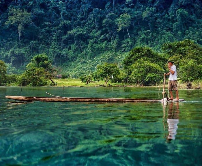 Hồ Nước Ngọt Ba Bể Việt Nam