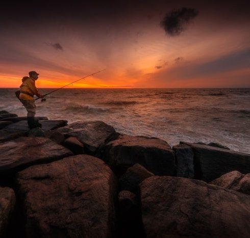 kinh nghiệm đi câu biển