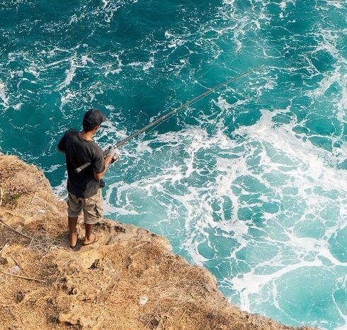 máy câu biển